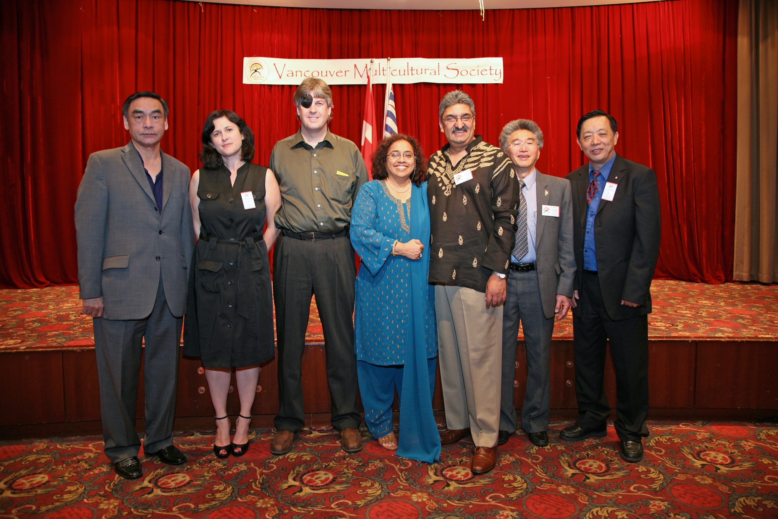 Vancouver Multicultural Society 2008